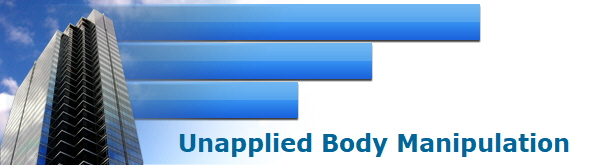 Unapplied Body Manipulation